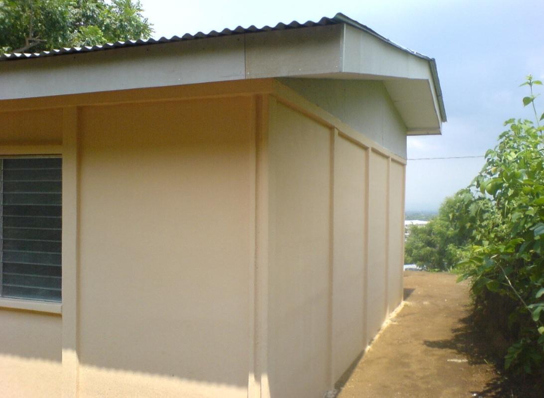 Venta casas prefabricadas en Nicaragua