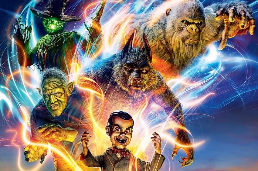 Sony снимет сериал «Ужастики» по мотивам серии книг Р. Л. Стайна