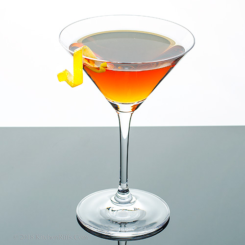 The Paddy Cocktail