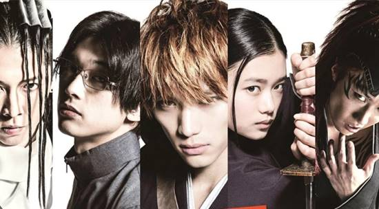 Review film Live-action Bleach (2018) Bahasa Indonesia