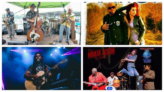 Shorty Pants Lounge & Marina, Lake of the Ozarks, May live music 2016