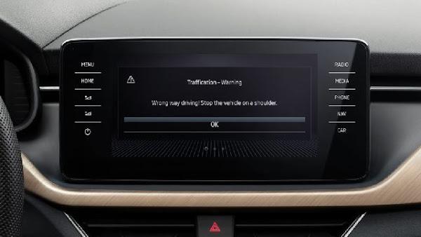 Sistema de alerta ao condutor em contramão da Bosch passa a estar disponível nos veículos ŠKODA