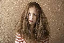 Penyebab rusaknya rambut