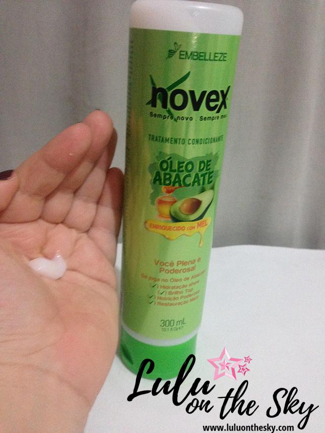 Shampoo e Condicionador  Vitay Óleo de Abacate - Embelleze: eu testei