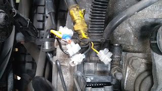 VW Golf Aircon Not Working - Compressor Wiring Fault