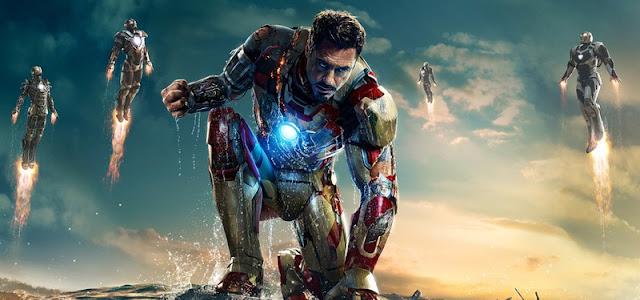 Homem de Ferro 3: Marvel utilizou versão em CGI de Robert Downey Jr. durante a cena final