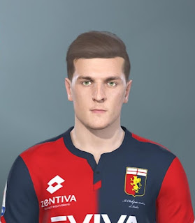 PES 2019 Faces Darko Lazović by Facemaker Return