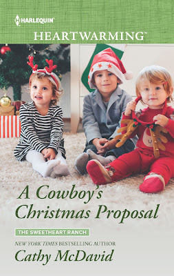 A Cowboy's Christmas Proposal cover