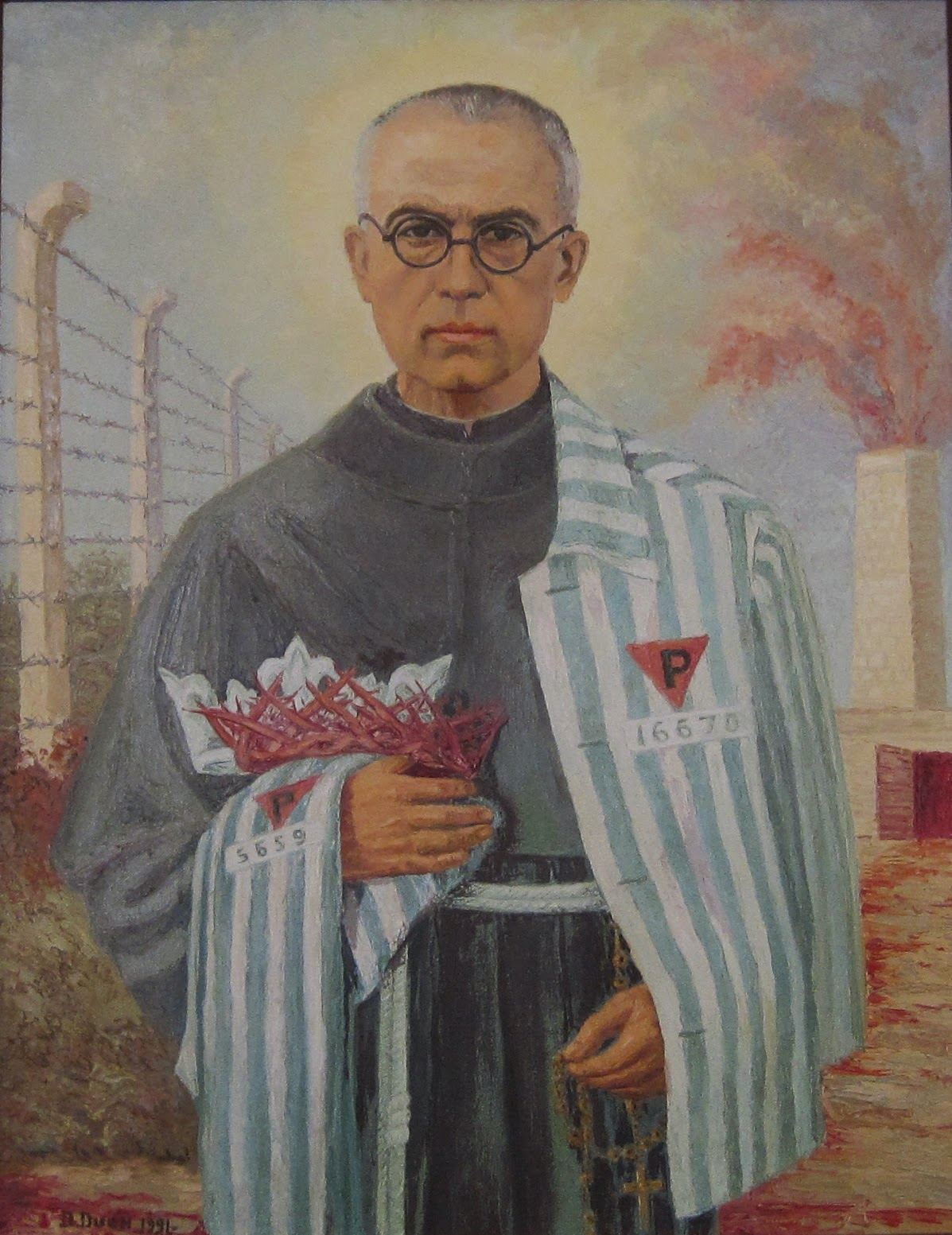 All passing things st maximilian kolbe hated freemasonry for Castorama st max