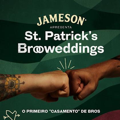 Jameson celebra a Amizade com St. Patrick's Broweddings