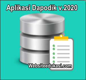 Download Aplikasi Dapodik Versi 2020