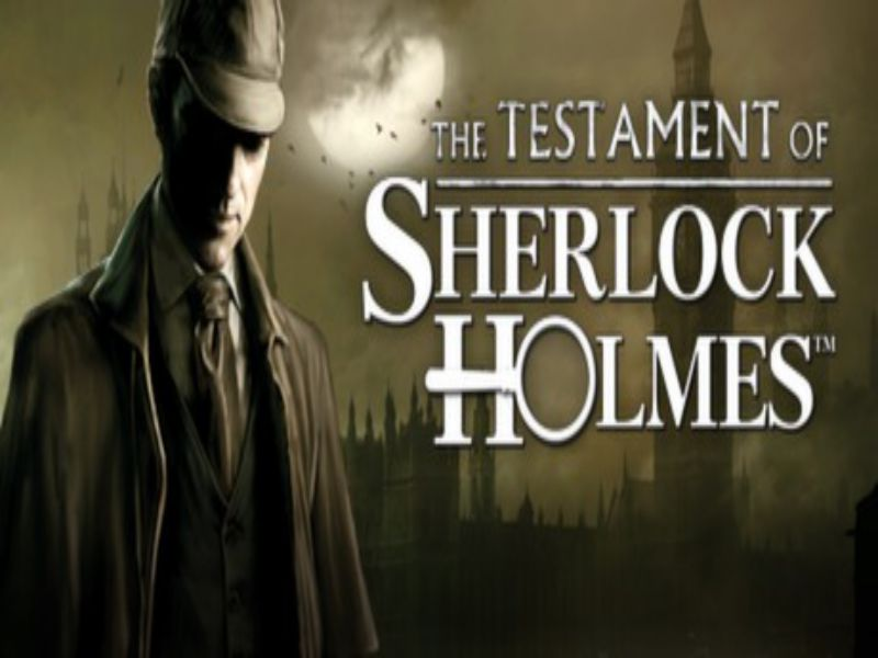 Download The Testament of Sherlock Holmes Game PC Free