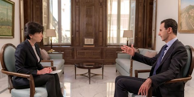 Syria | Full text of President al-#Assad's interview given to Russia's NTV.