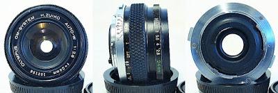 H.Zuiko Auto-W 24mm 1:2.8 #156