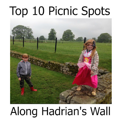 Top 10 Spots To Enjoy A Picnic Along Hadrian's Wall