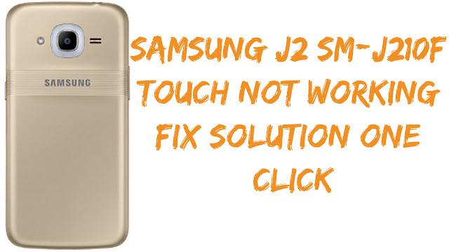 Samsung j210f lcd blank solution