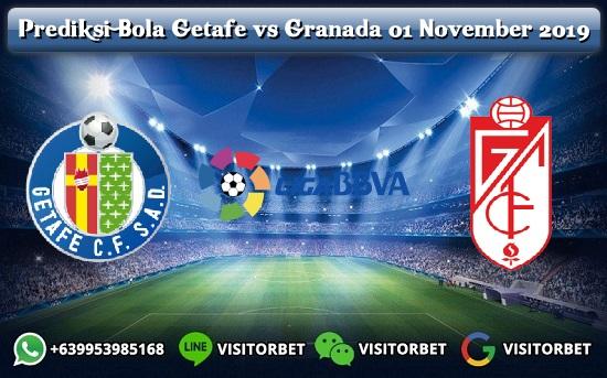 Prediksi Skor Getafe vs Granada 01 November 2019