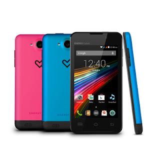 Energy Phone Colors, comprar móviles baratos
