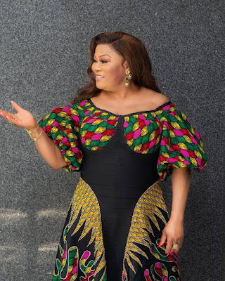 Sola Sobowale Nollywood Actress