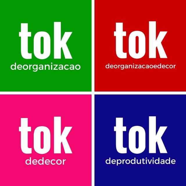 Tok de coisa legal: organização, decor e gtd!