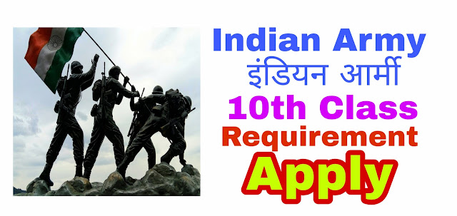 Army Service Corps Recruitment | Cook, Watchmen Other Vacancies including | Govt Job 2019