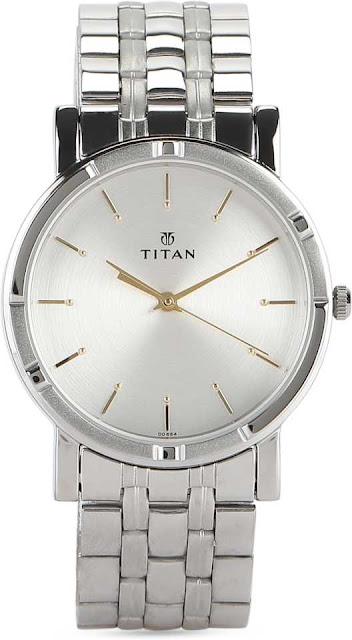 Titan NH1639SM01 Karishma Analog Watch