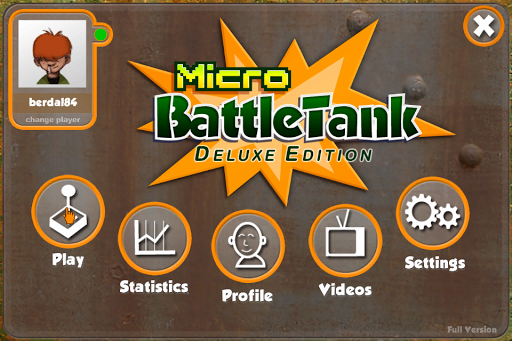 Micro Battle Tank v1.0.0 APK