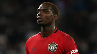 Evra: Pogba Doesn't Feel Loved at Man Utd