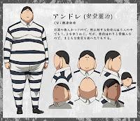 อันโด เรย์จิ (Ando Reiji) @ โรงเรียนคุกนรก Kangoku Gakuen / Prison School