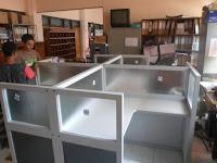 Produsen Meja Sekat Partisi Kantor Semarang