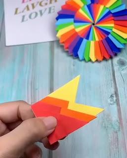 Origami DIY Paper