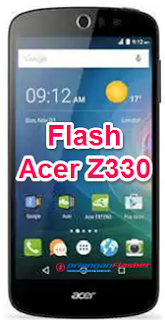 Cara Flash Acer Z330 via QFIL Work 100%