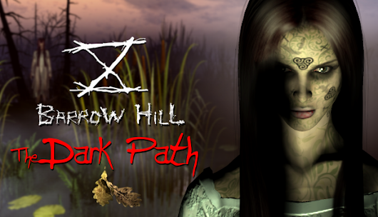 A Halloween trip down The Dark Path with the Barrow Hill games sales.