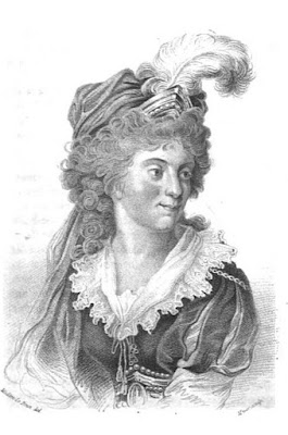 Frederica, Duchess of York from A Biographical Memoir of Frederick, Duke of York and Albany  by John Watkins (1827)
