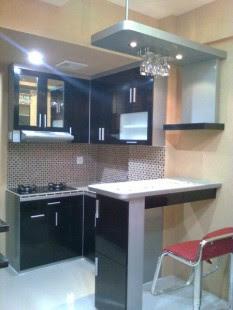 Lengkapi Interior Ruangan Anda Dengan Kitchen Set Modern Minimalis