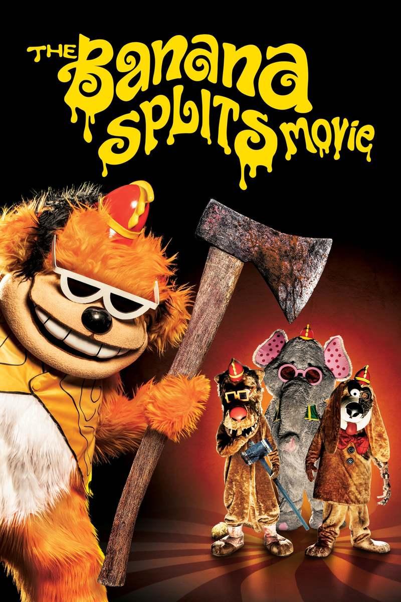 the banana splits movie poster