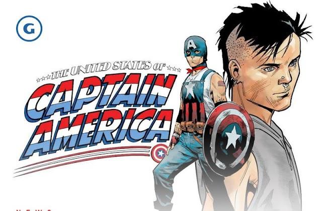 Marvel presenta un Capitán América renovado y abiertamente homosexual