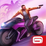 Gangstar Vegas World of Crime 4.3.0h MOD APK + Data