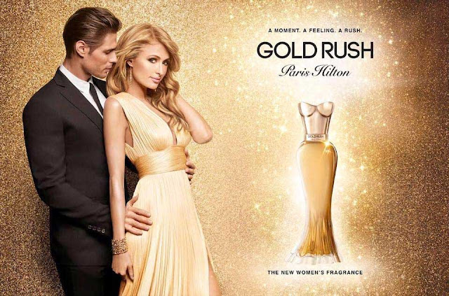 Gold Rush by Paris Hilton