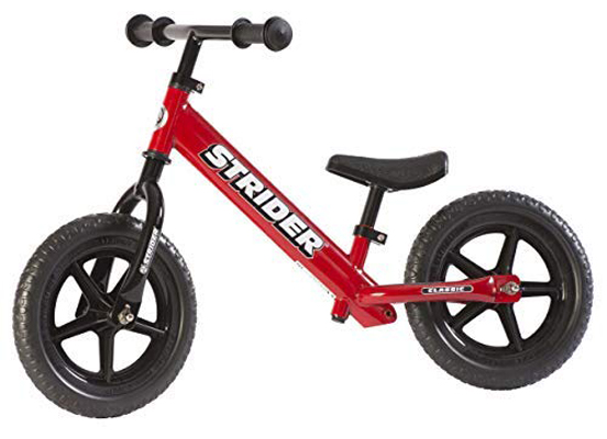Strider push and glide bike