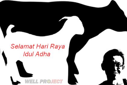 Hari Raya Idul Adha 10 Dzulhijjah 1438 H