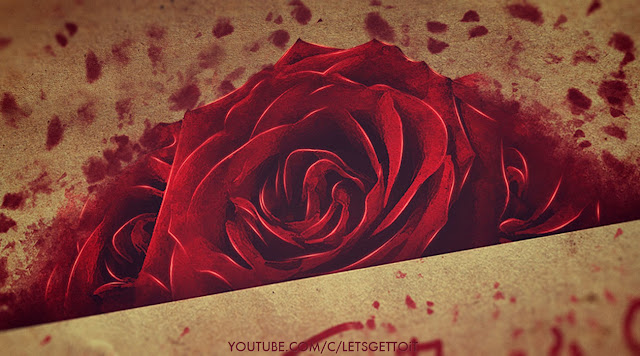 How to Create an Awesom Valentine's Day Wallpaper in Photoshop