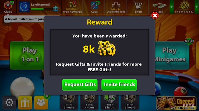 How Can We Increase Coins 3 Times Faster 8 Ball Pool