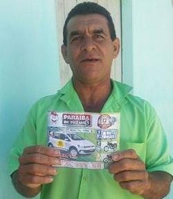 Regional do Cariri leva carro 0km para ganhar de Mundo Novo em São José do Egito