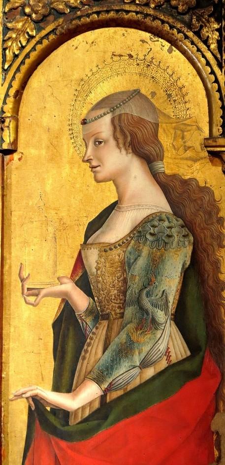maria maddalena nell'arte