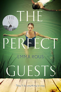 The Perfect Guests by Emma Rous book cover