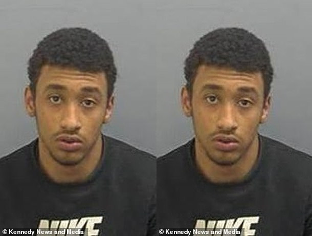 'Catch me if you can' - Wanted man taunts police officers as he comments under his mugshot after going on the run
