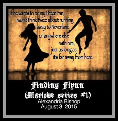 Finding Flynn by Alexandria Bishop book blog tour graphic