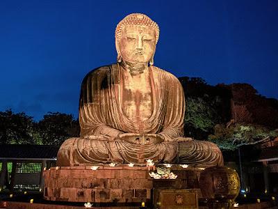 Kamakura Great Buddha: Kotokuin temple, Hase