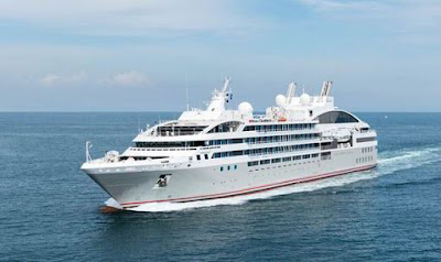 Le Lyrial - One of  the growing fleet for Luxury Operator Ponant Exploration Cruises